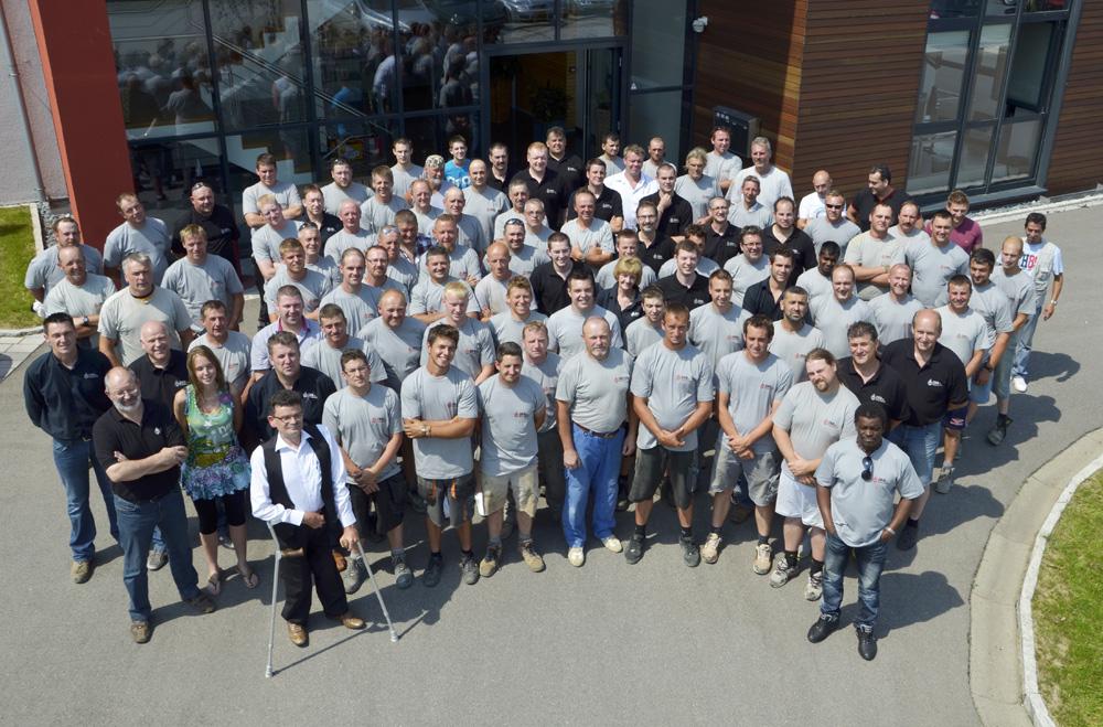 Team - Bauunternehmen Luxemburg IBB