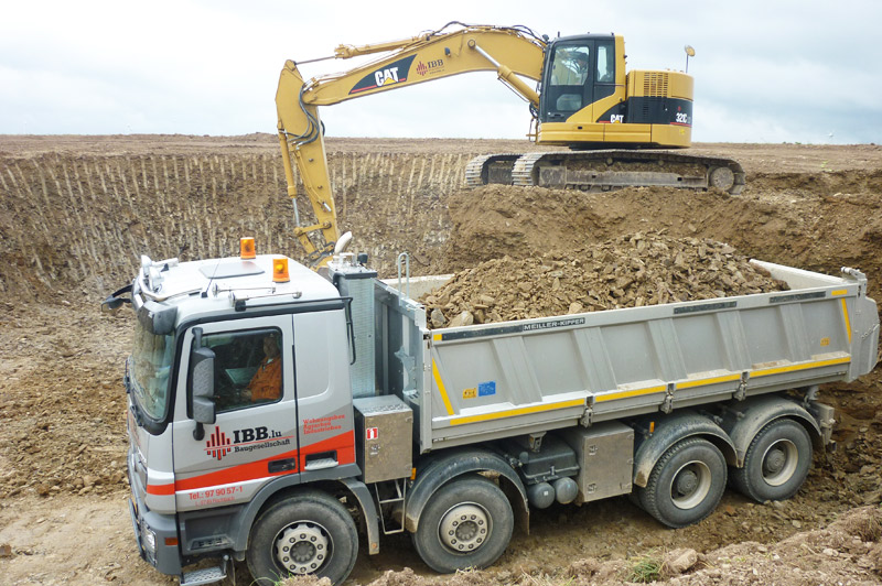 Bauleitung - Bauunternehmen Luxemburg IBB