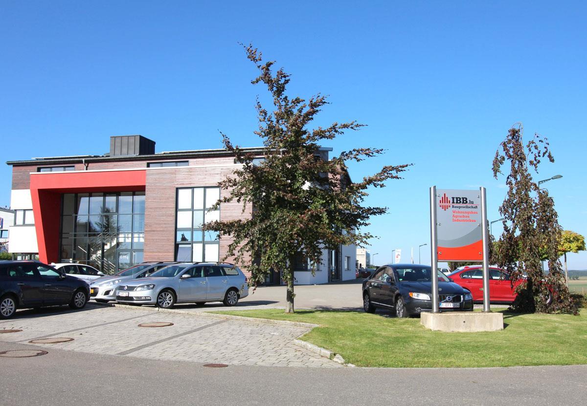 Baufirma Luxemburg unternehmen bauunternehmen luxemburg ibb