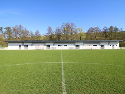 Industrial & concrete construction Football installation - Jeunesse Canach