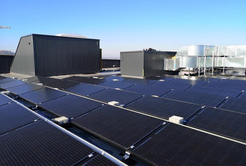Photovoltaic system - THE EXTERNAL TRADES